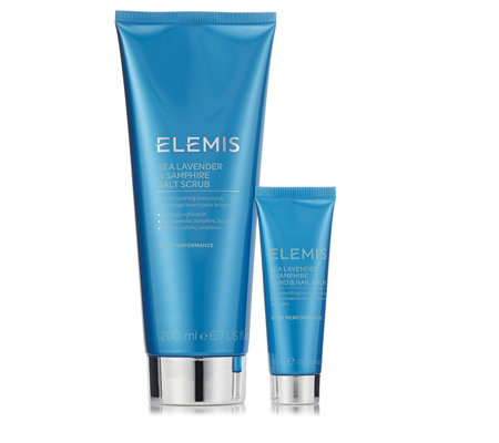Elemis Sea Lavender & Samphire Salt Scrub Essentials