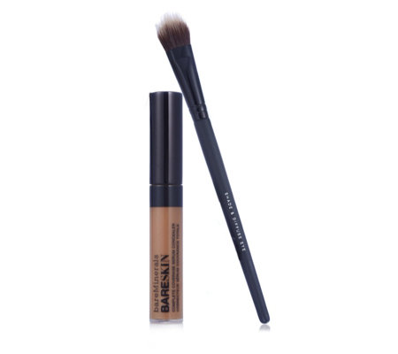Bareminerals Bareskin Complete Coverage Serum Concealer & Brush
