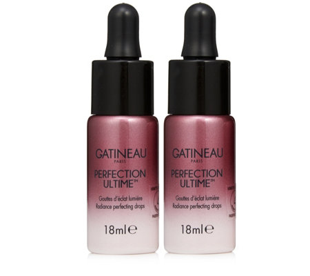 Gatineau Perfection Ultime Radiance Perfecting Drops Duo 18ml