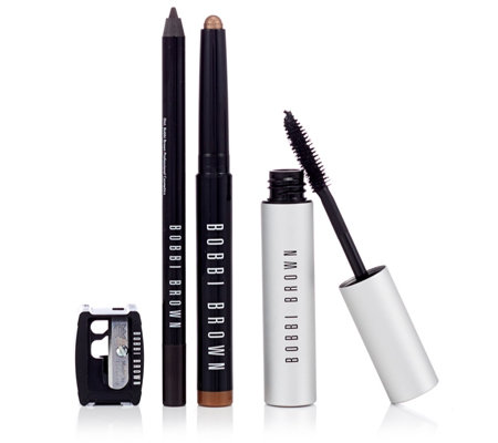 Bobbi Brown 3 Piece Summer Smokey Eye Collection