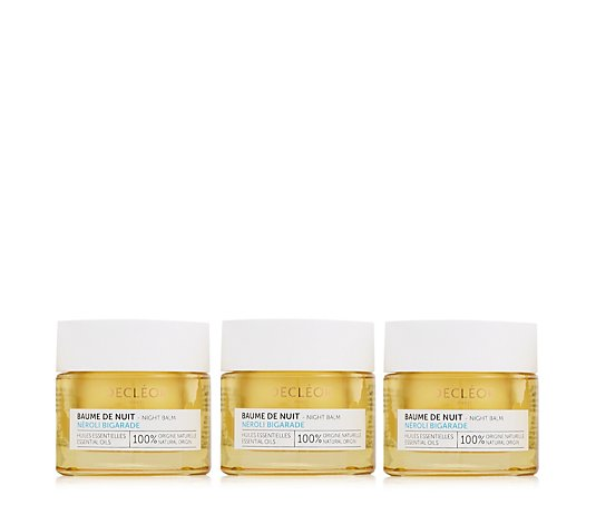 Decleor Neroli Bigarade Night Balm Trio