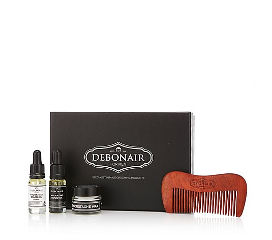 Debonair For Men Beard Care Grooming Kit