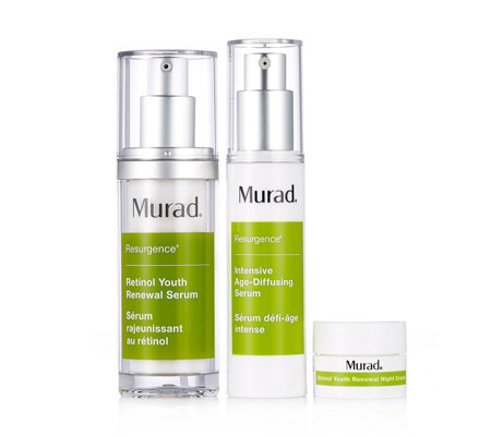 Murad Retinol Youth Renewal Intensive Age-Diffusing Collection