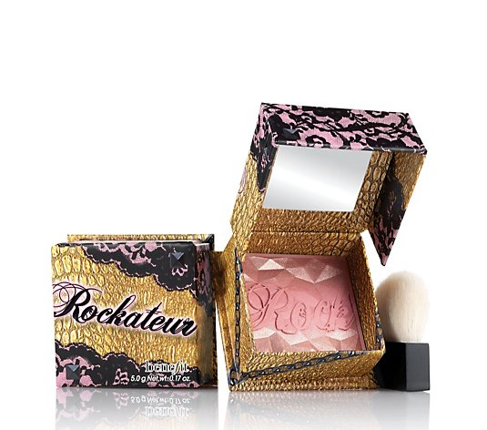 Benefit Rockateur Rose Gold Cheek Powder 5g