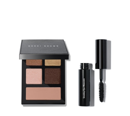 Bobbi Brown Essentials Eyeshadow Palette & Deluxe Smokey Eye Mascara