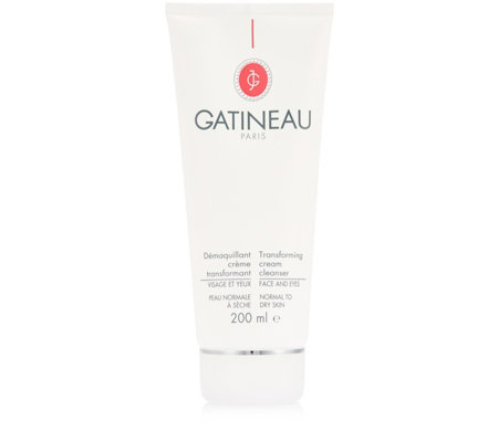 Gatineau Gentle Silk Supersize Transforming Cream Cleanser