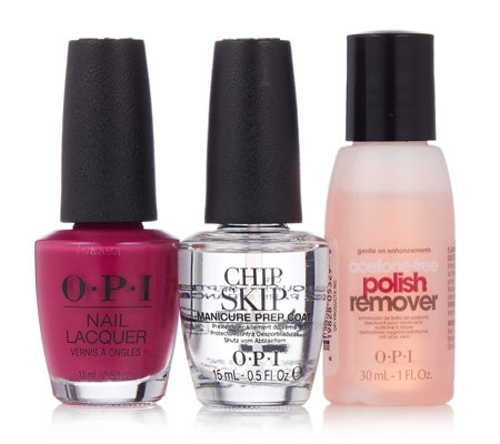 OPI 3 Piece Perfect & Correct Collection