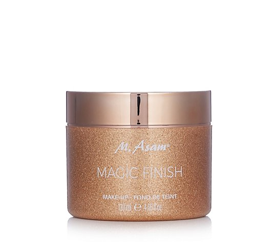 M. Asam Megasize Magic Finish Makeup Mousse Sparkle Jar 120ml