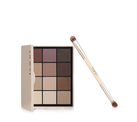 Doll 10 Pro Eyeshadow Palette with Brush