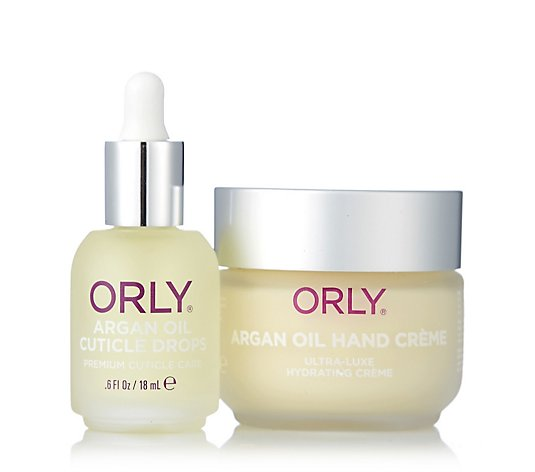 Orly 2 Piece Deluxe Hand Care Kit