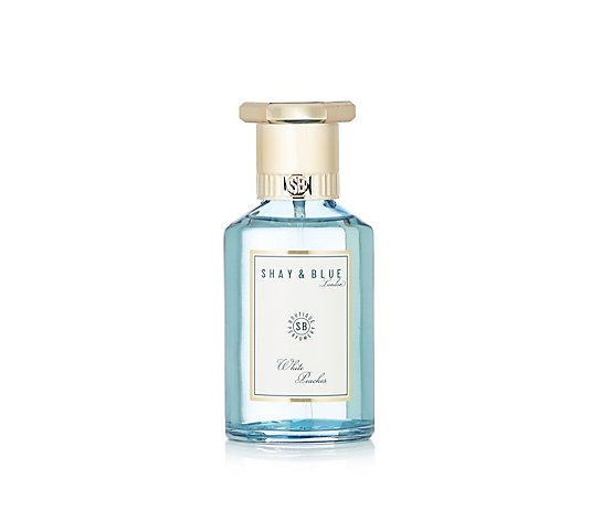 Shay & Blue White Peaches Eau De Parfum 100ml