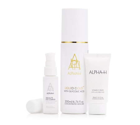Alpha-H 3 Piece Get the Glow Collection