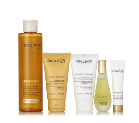 Decleor 5 Piece Skin Renewal Collection