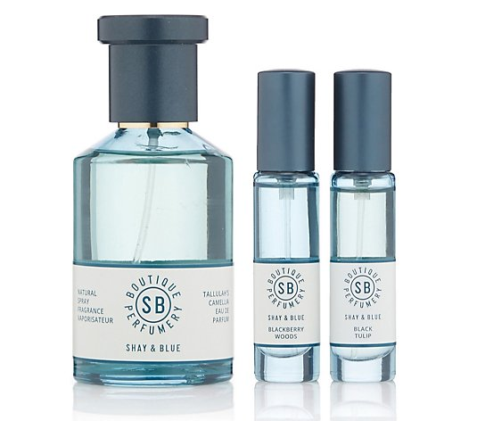 Shay & Blue 3 Piece Fragrance Layering Collection