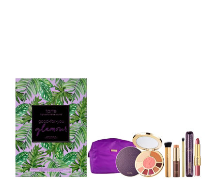 Tarte 6 Piece Good for You Glamour Make-up Collection & Bag