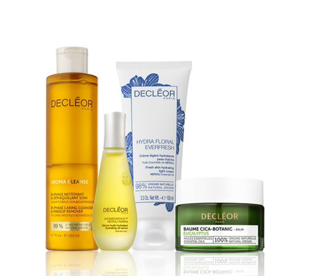 Decleor 4 Piece Revive & Hydrate Skincare Collection
