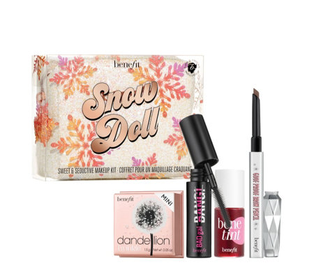 Benefit 4 Piece Snow Doll Collection