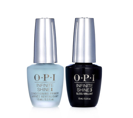 OPI Infinite Shine Treatments