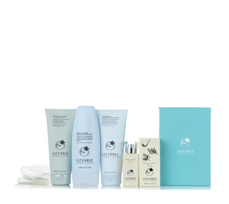 Liz Earle Captivate Your Senses Fragrance Face & Body 4 Piece Gift
