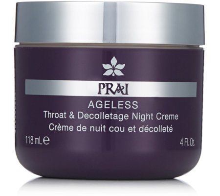 Prai Ageless Throat & Decolletage Night Creme with Retinol 118 ml