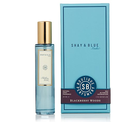 Shay & Blue Blackberry Woods EDP 30ml