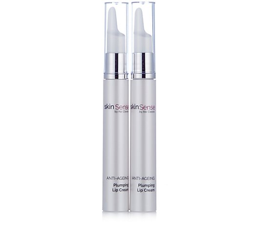 Skinsense Plumping Lip Cream 15ml Duo