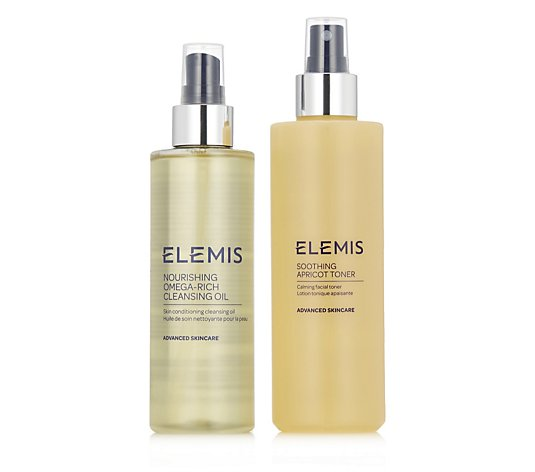 Elemis Omega-Rich Cleanse & Tone Duo