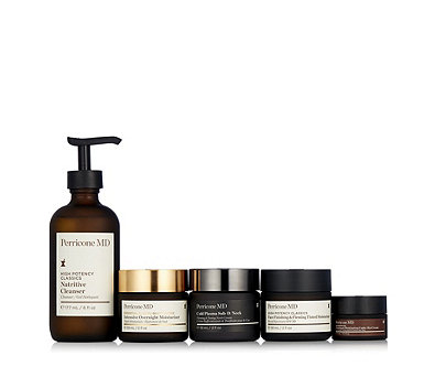 Perricone 5 Piece Prep, Firm & Illuminate Skincare Collection - 236953