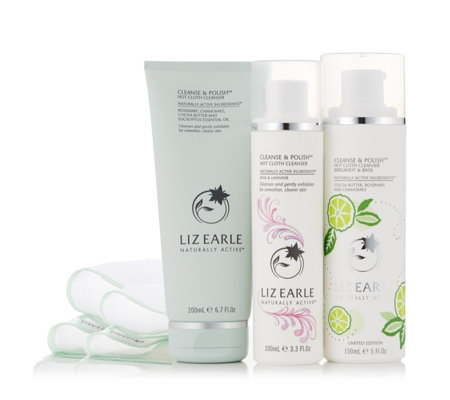 Liz Earle 3 Piece Winter Cleansing Collection