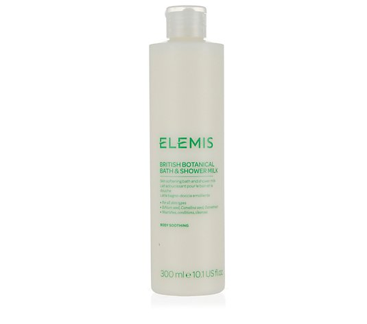 Elemis British Botanical Bath & Shower Milk 300ml
