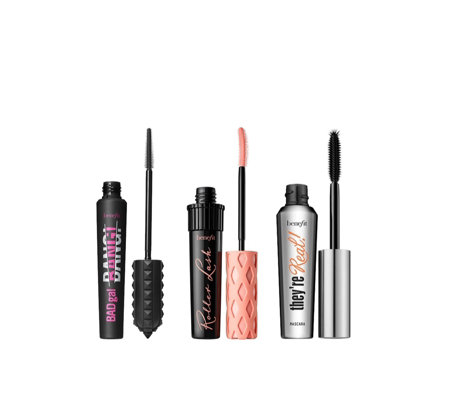 Benefit 3 Piece Mascara Masters Collection