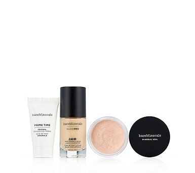 Bareminerals 3 Piece BarePro Liquid Discovery Collection - 237054