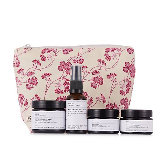 Evolve 4 Piece Skincare Hero Collection