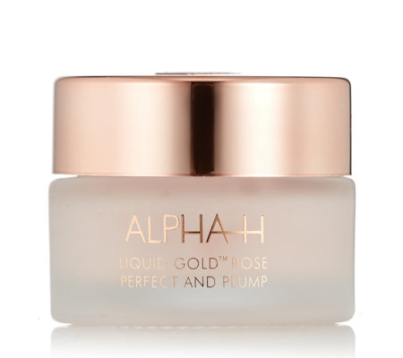 Alpha-H Liquid Gold Rose Perfect & Plump 15ml
