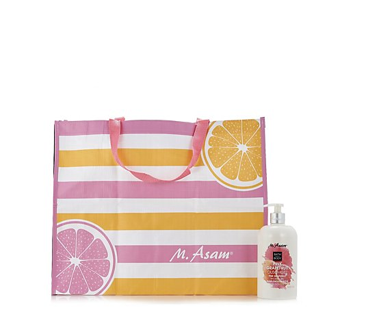 M. Asam Pink Grapefruit Shower Gel 750ml