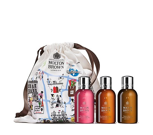 Molton Brown Mini Bathing Gift Set