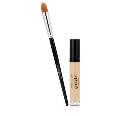 Laura Geller Spackle Concealer & Concealer Brush