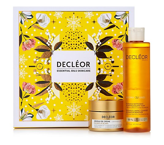 Decleor 2 Piece Cleanse & Regenerate Skincare Collection