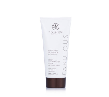 Vita Liberata Fabulous Tinted Tan Lotion