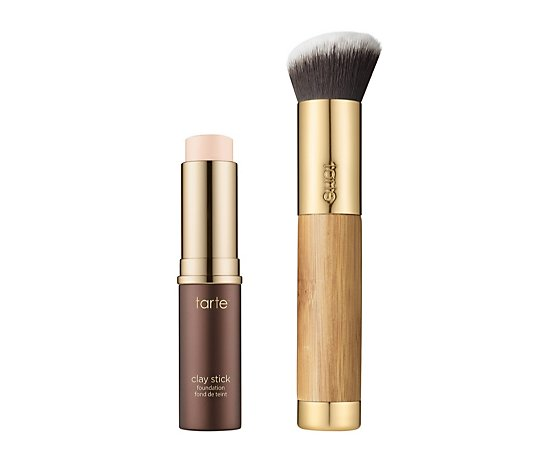Tarte Amazonian Clay Stick Foundation & Brush