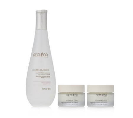 Decleor 3 Piece Hydra Floral Daily Essentials Collection