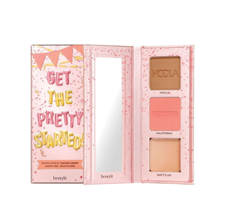 Benefit Get The Pretty Started! Palette