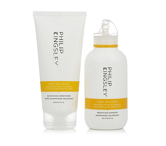 Philip Kingsley Body Buliding Shampoo 250ml Conditioner 200ml