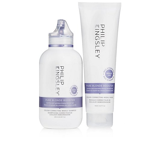 Philip Kingsley Brightening Collection Duo