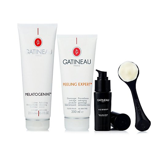 Gatineau 4 Piece Supersize Cleanse Exfoliate & Prep Collection