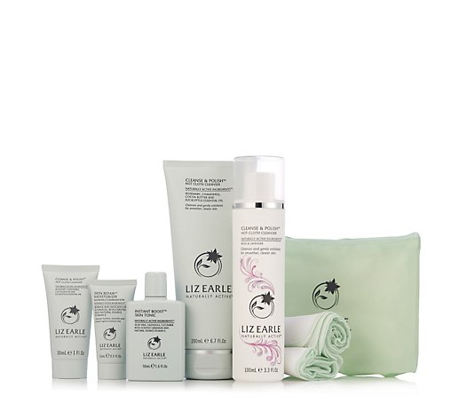 Liz Earle 5 Piece Day To Night Home & Away Heroes