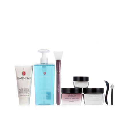 Gatineau 5 Piece Age Benefit Ageless Experts Skincare Collection