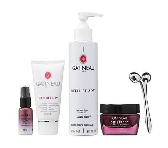 Gatineau 5 Piece DefiLift 3D Skincare Collection