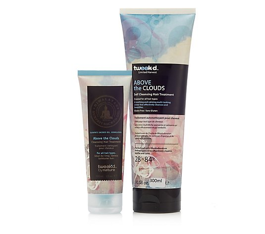 Tweak'd Above The Clouds Cleansing Hair Treatment Home & Away