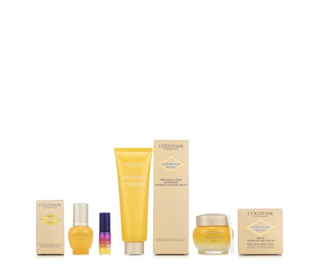 L'Occitane 4 Piece Immortelle Youth Collection